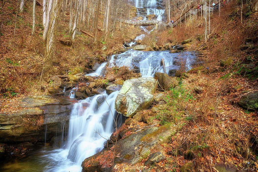Georgia Falls Photograph