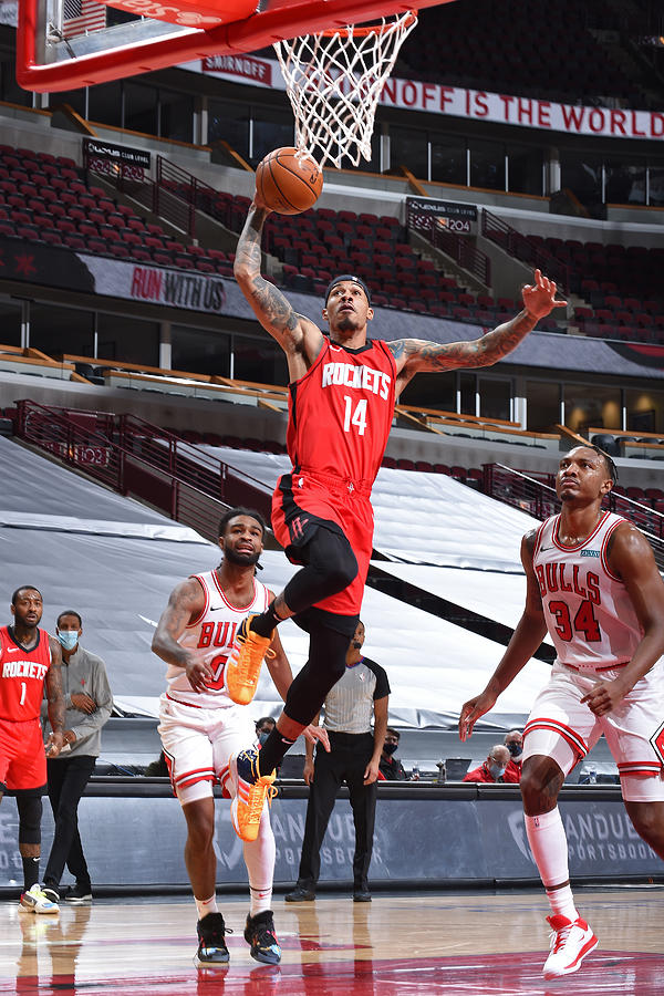 Gerald Green Photograph by Randy Belice