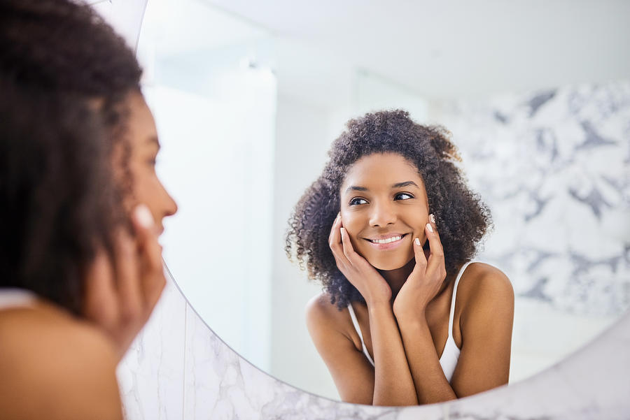 Get the day started with glowing skin Photograph by PeopleImages