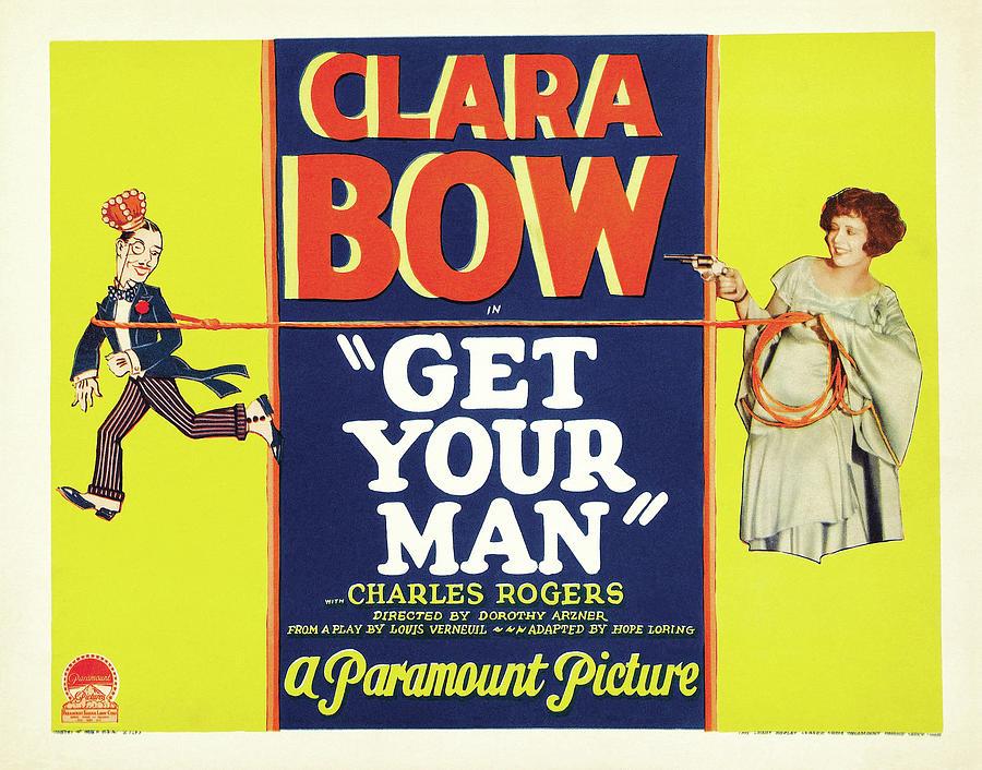 get Your Man - 1927 Mixed Media