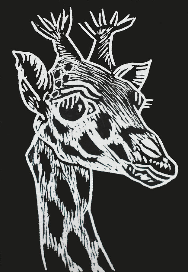 Giraffe Relief
