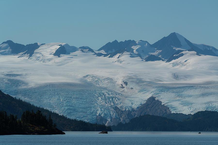 Glacier bay by Asif Islam