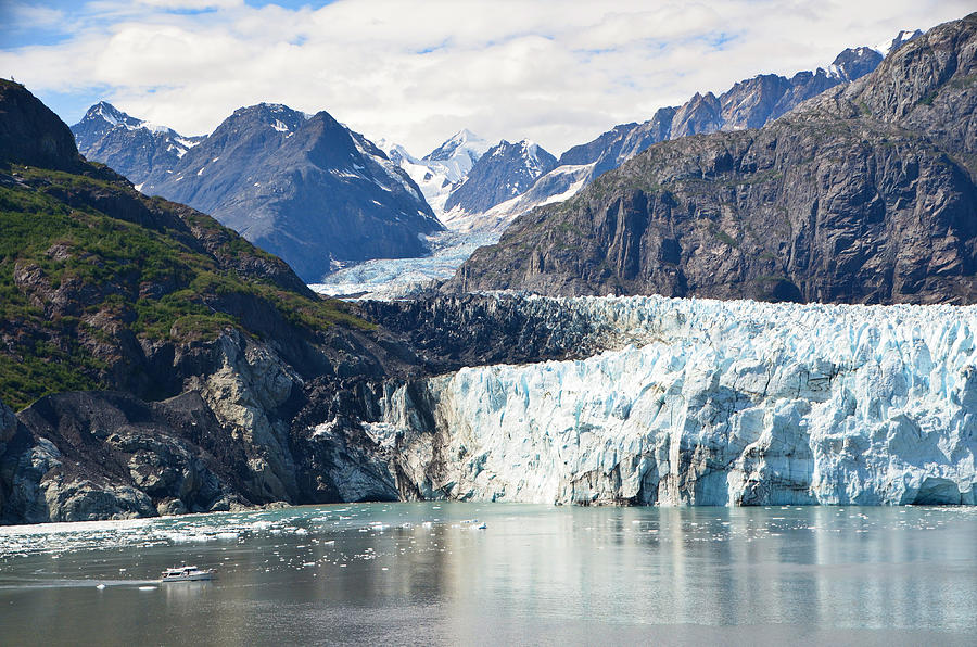 Glacier Bay National Park, Alaska-13 by Alex Vishnevsky