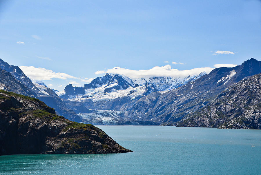 Glacier Bay National Park, Alaska-15 by Alex Vishnevsky