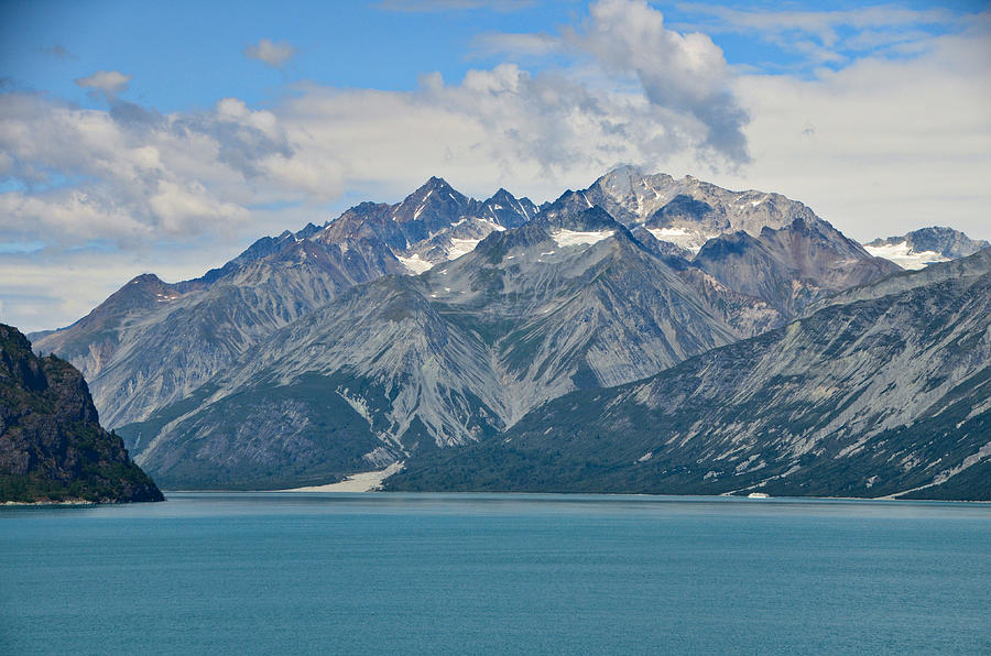 Glacier Bay National Park, Alaska-17 by Alex Vishnevsky