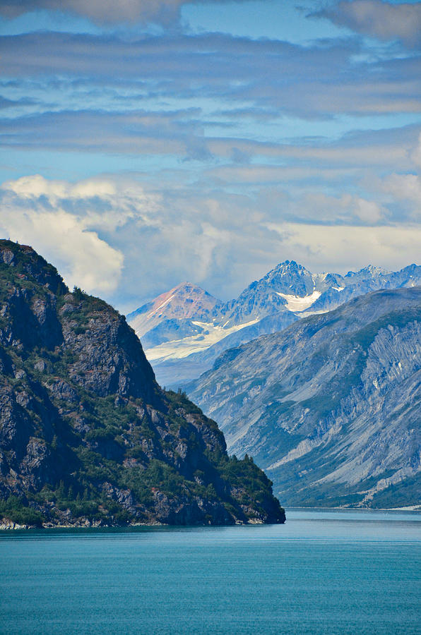 Glacier Bay National Park, Alaska-18 by Alex Vishnevsky