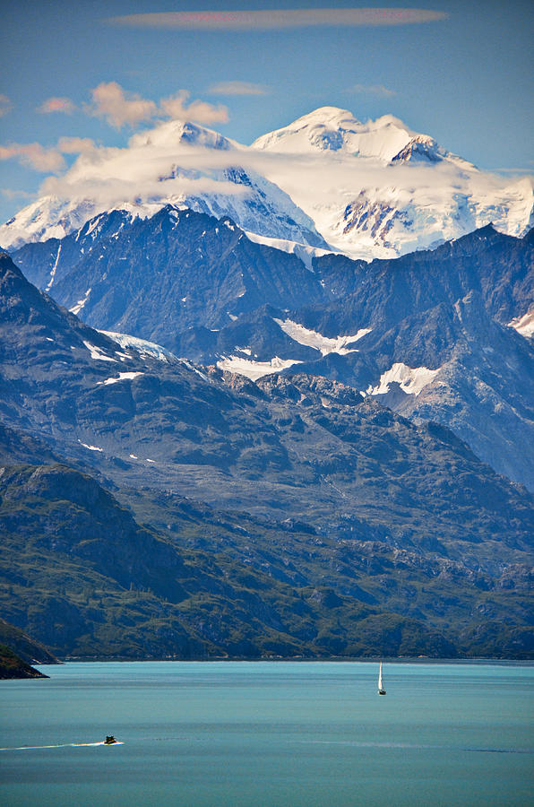 Glacier Bay National Park, Alaska-21 by Alex Vishnevsky