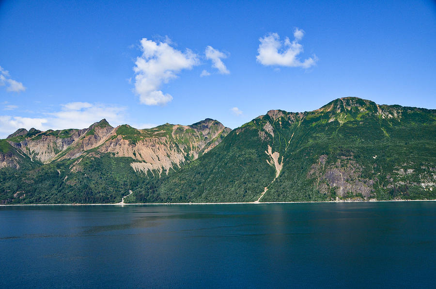 Glacier Bay National Park, Alaska-23 by Alex Vishnevsky