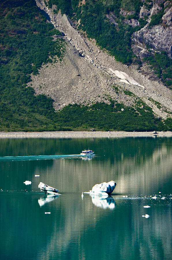 Glacier Bay National Park, Alaska by Alex Vishnevsky