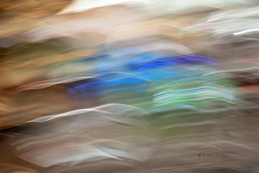 Glassy Waves by Kae Cheatham