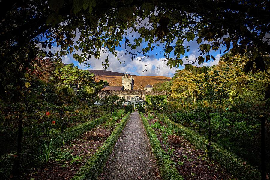 Glenveagh Castle 2, Donegal Photograph