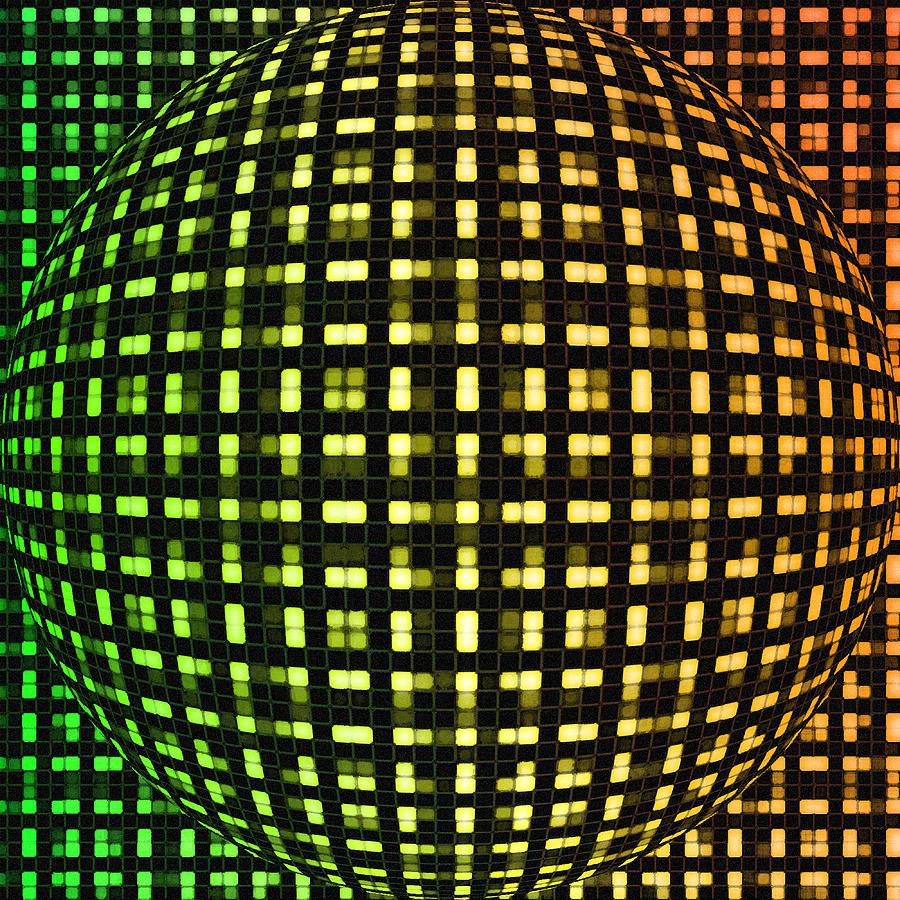 Globals Cousin Digital Art