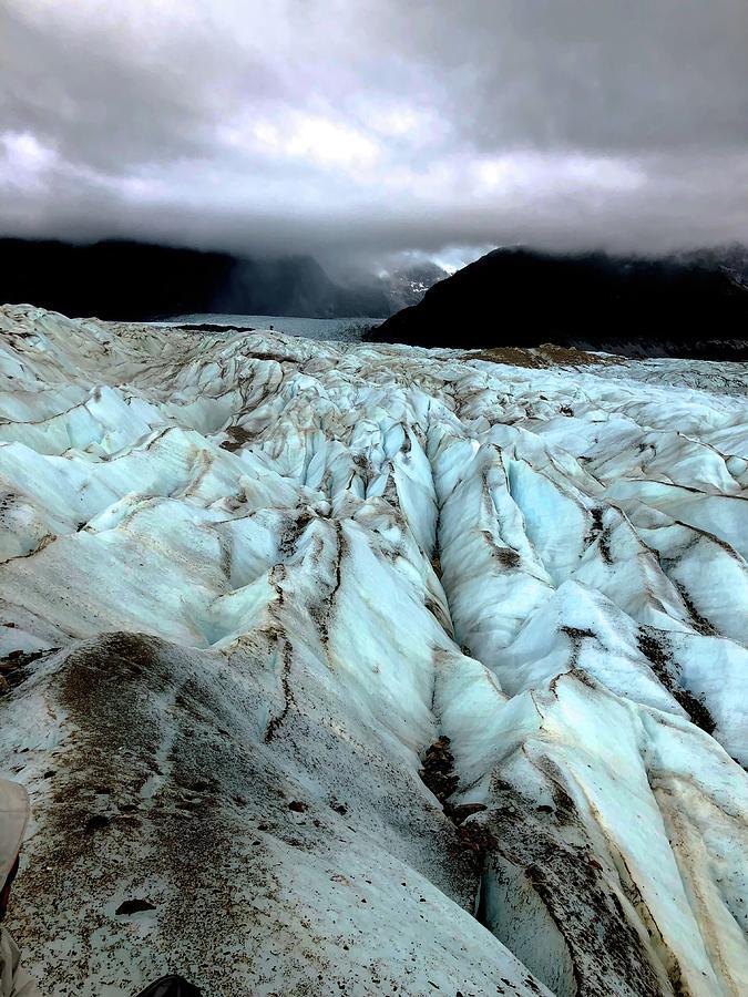 Glorious San Rafael Glacier Photograph