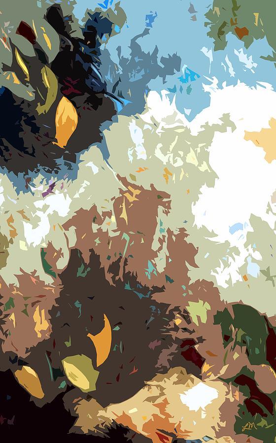 Abstract Digital Art - Proven Season by Linda Mears