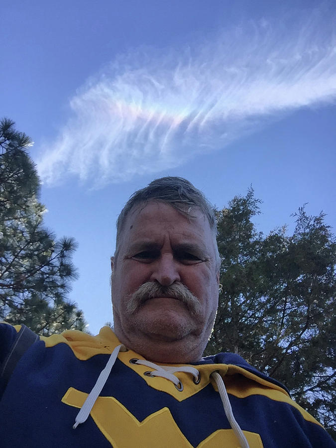 Sky Photograph -  Glory In The Sky by Matthew Seufer
