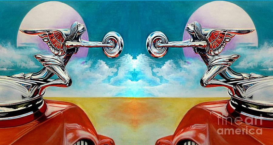 Goddess vs Goddess by David Neace