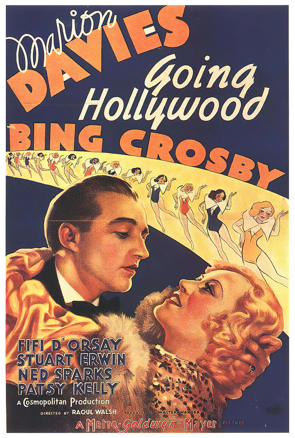going Hollywood - 1933 Mixed Media