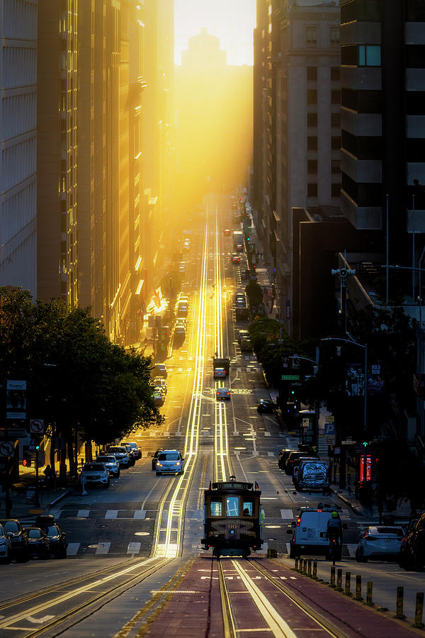Gold Rush - San Francisco 2021 Photograph by Vincent James