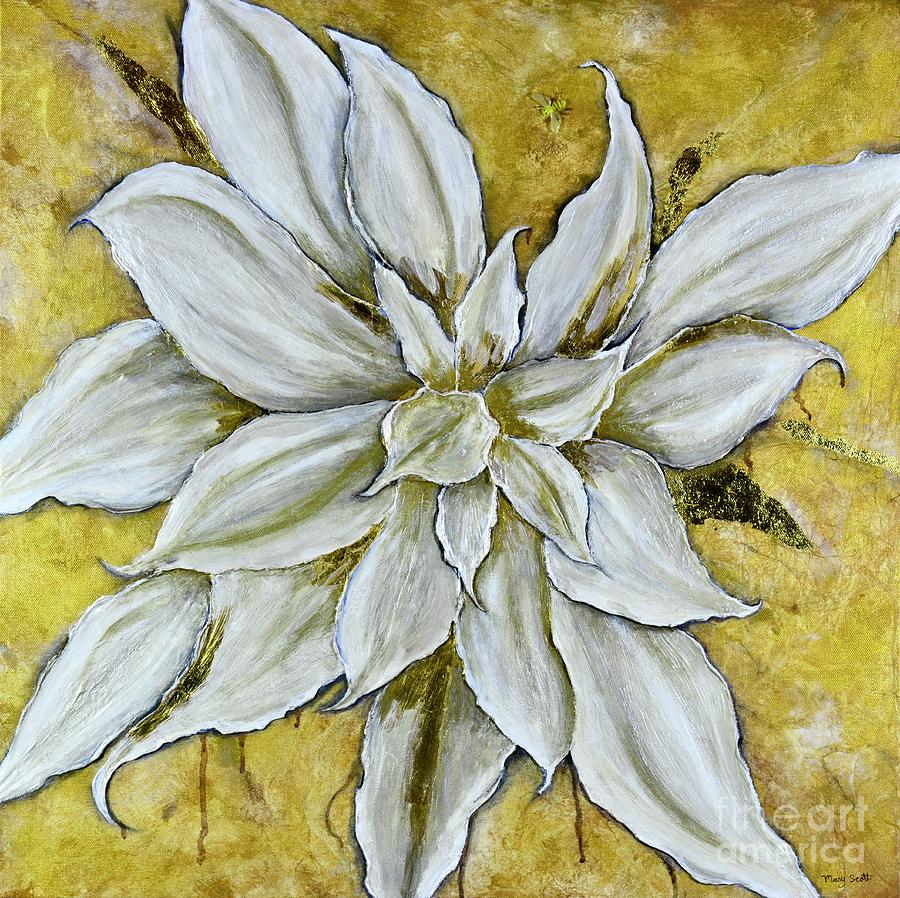 Golden Flower by Mary Scott