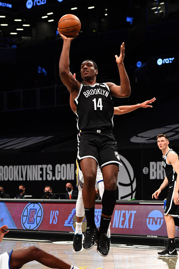 Golden State Warriors v Brooklyn Nets Photograph by Jesse D. Garrabrant