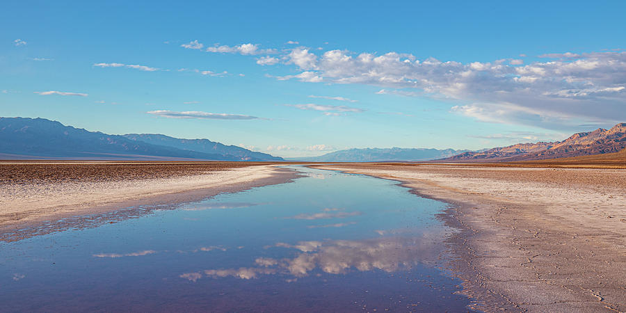 Badwater Photograph - Good Badwater by Peter Tellone