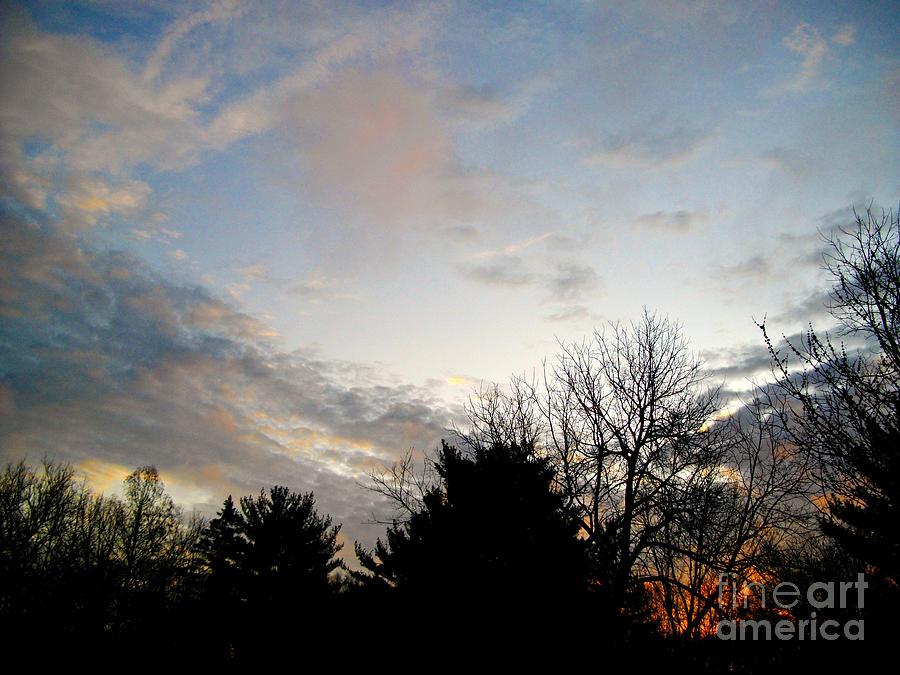 Good Day Promise Sunrise Photograph