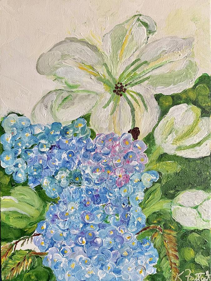 Good Job Painting by Karen Fontenot