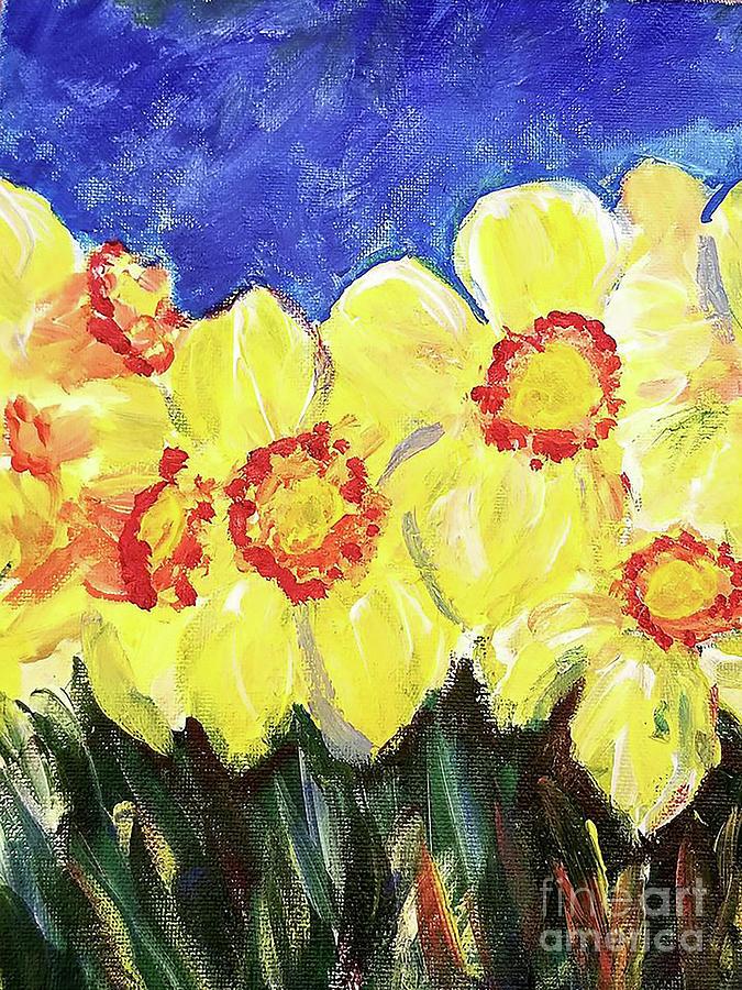 Good Morning Sunshine Painting