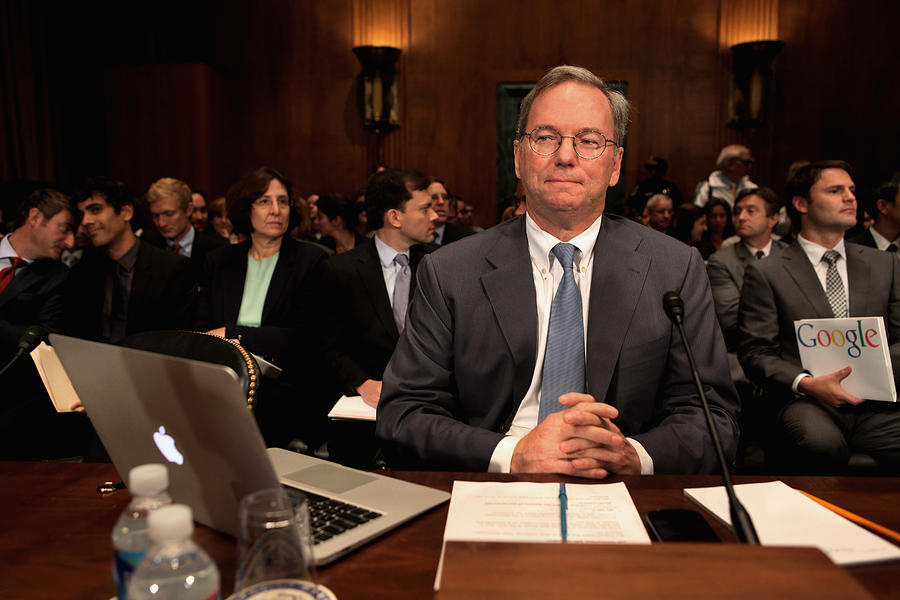 Google CEO Testifies At Senate Hearing On Antitrust Policy Photograph by Chip Somodevilla