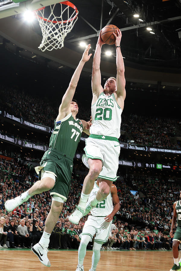 Gordon Hayward Photograph by Nathaniel S. Butler