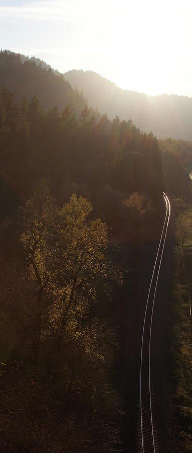 Gorge Rails by Dylan Punke