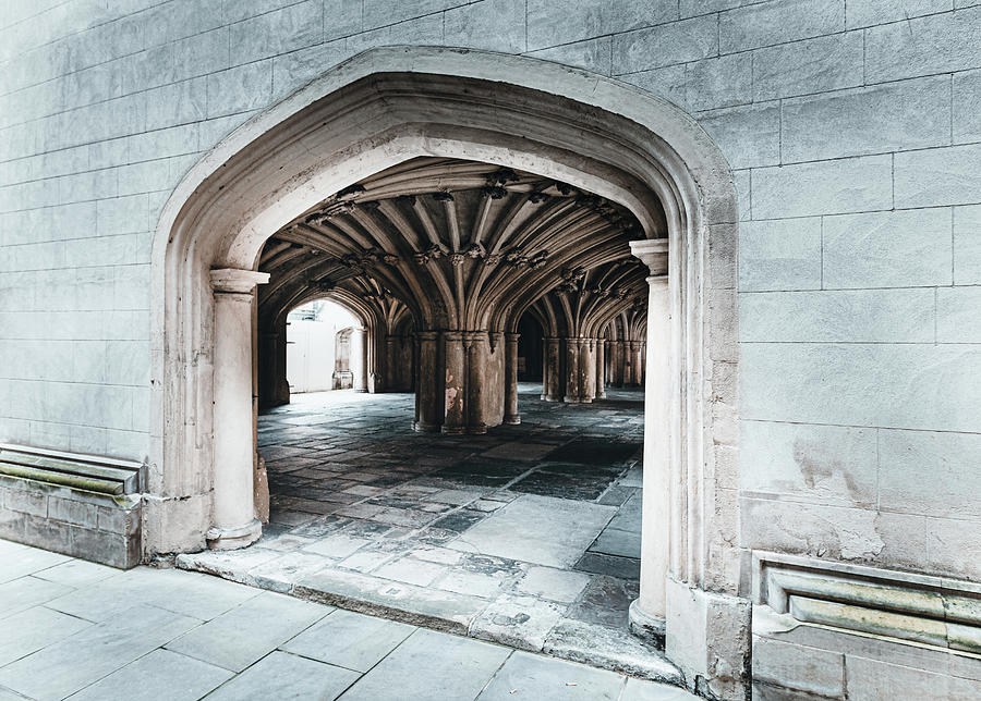 Gothic Arch Photograph
