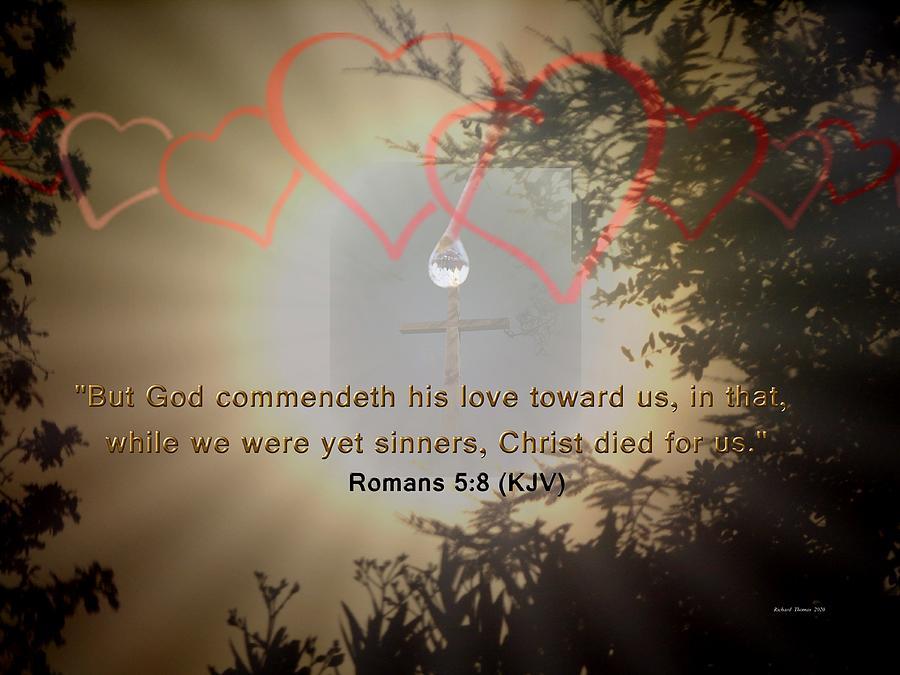 Grace Mercy by Richard Thomas