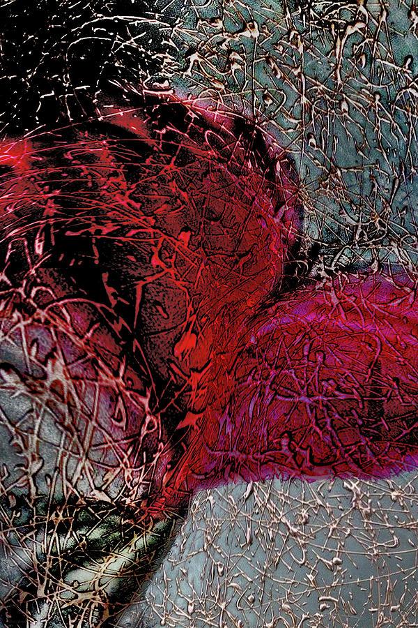 Graffiti Heart by Linda Sannuti
