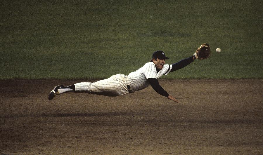 Graig Nettles Photograph by Ronald C. Modra/sports Imagery
