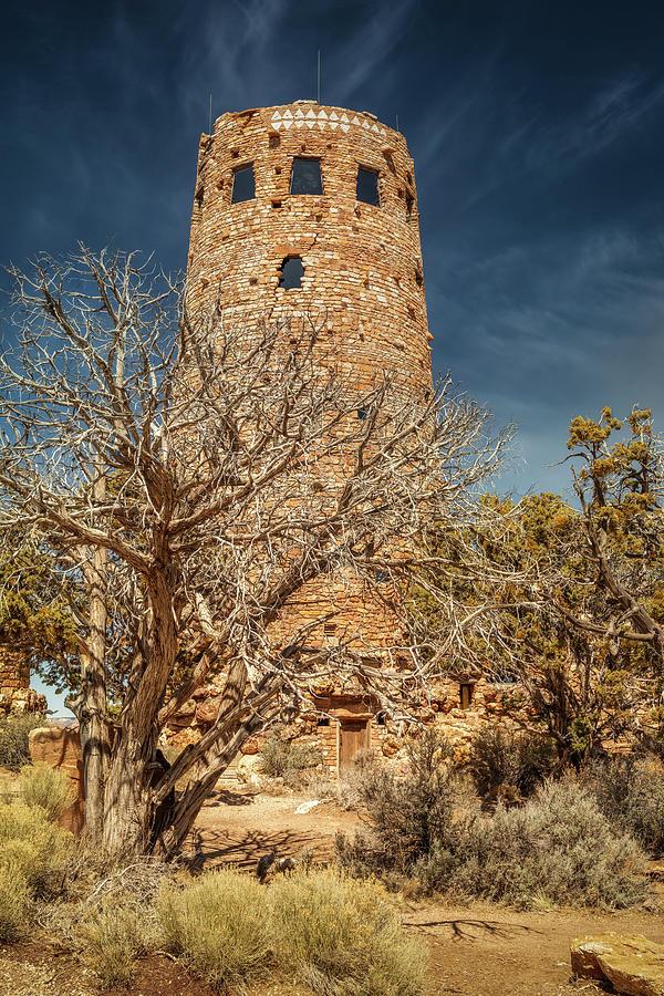 Arizona Photograph - Grand Canyon Tower by Framing Places
