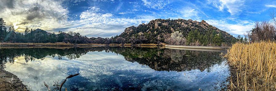 Granite Basin Lake Photograph