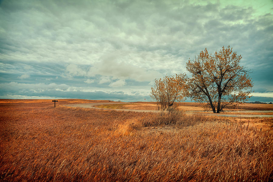 Grassland Badlands South Dakota GRK7106_10212019 by Greg Kluempers