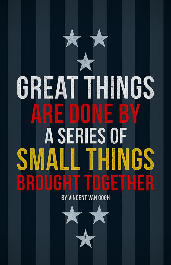 Great Things Are Done by Barbara Snyder