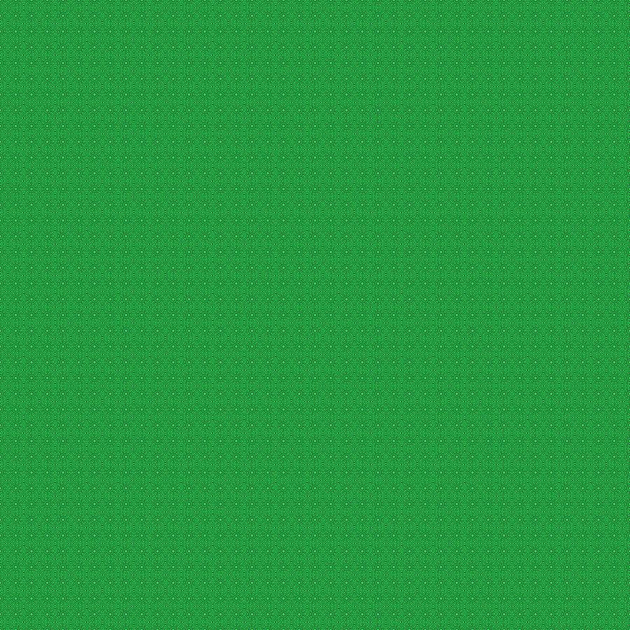 Green Pattern 77 Digital Art