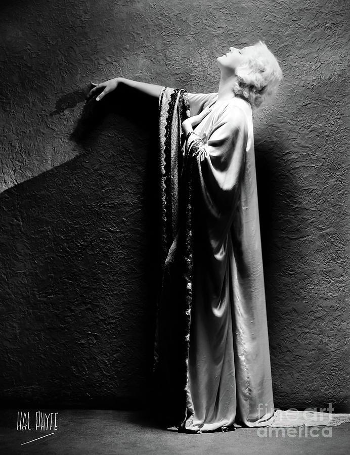 Greta Nissen Photograph - Greta Nissen  by Sad Hill - Bizarre Los Angeles Archive
