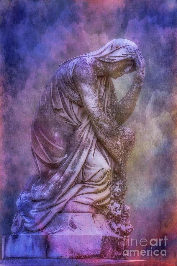 Grief And Sorrow Digital Art
