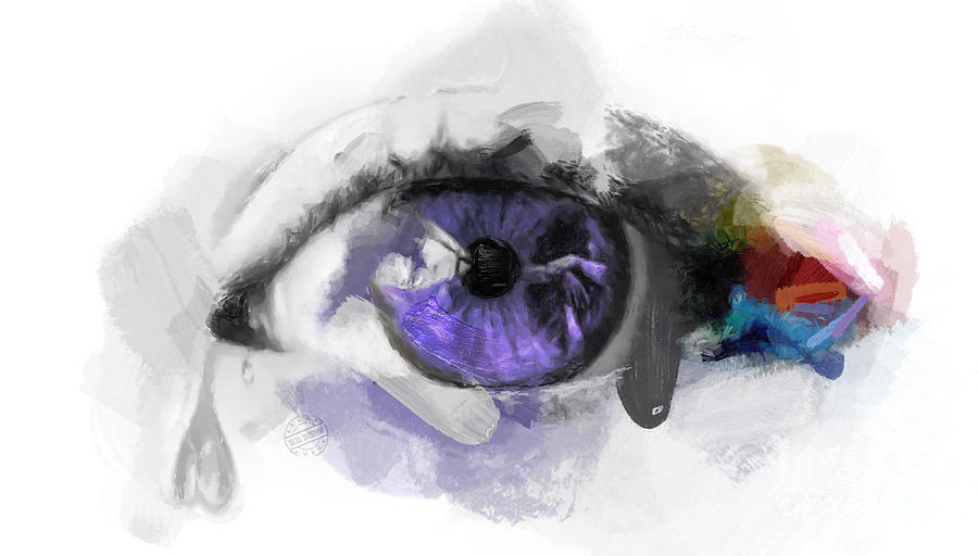 Grief Digital Art