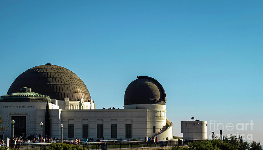 Griffith Observatory by Mary Capriole