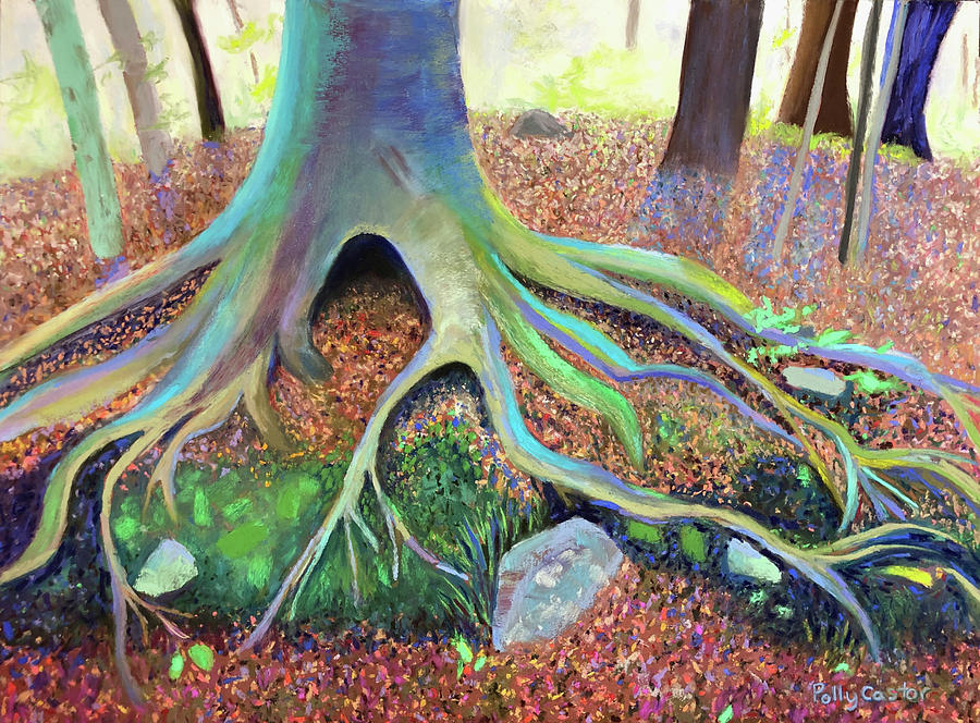 Growing in Rocky Ground by Polly Castor