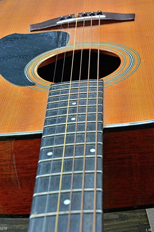 Guitar by Lisa Wooten