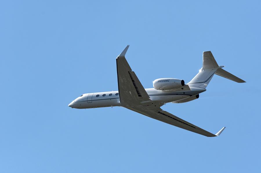 Gulfstream Photograph