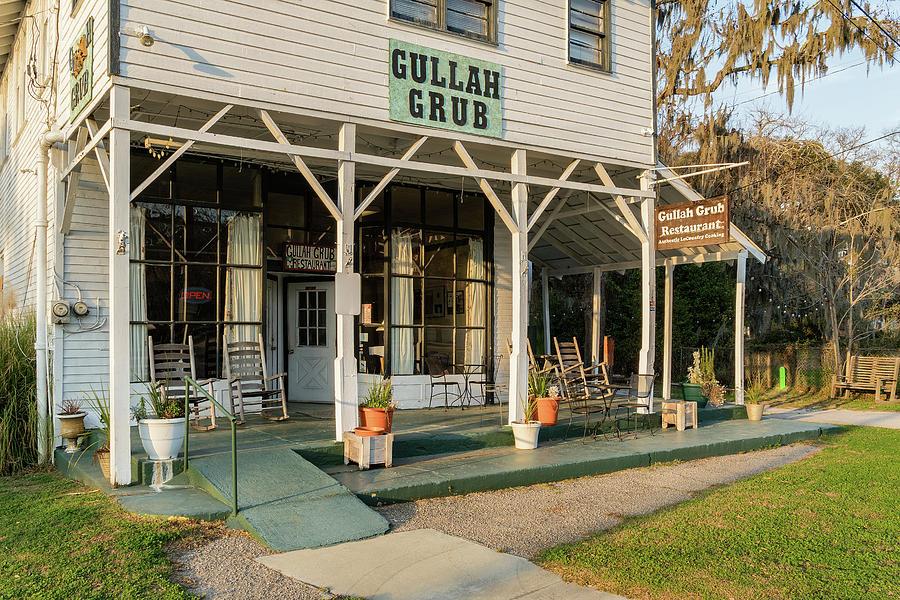 Gullah Grub Restaurant, St. Helena Island, South Carolina