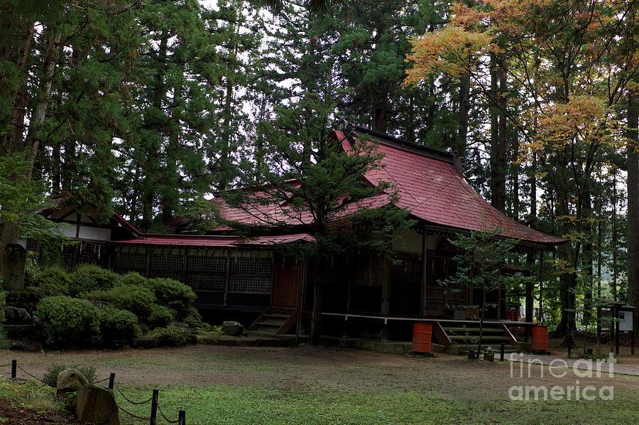 Hachimangu Shrine Takayama Photograph