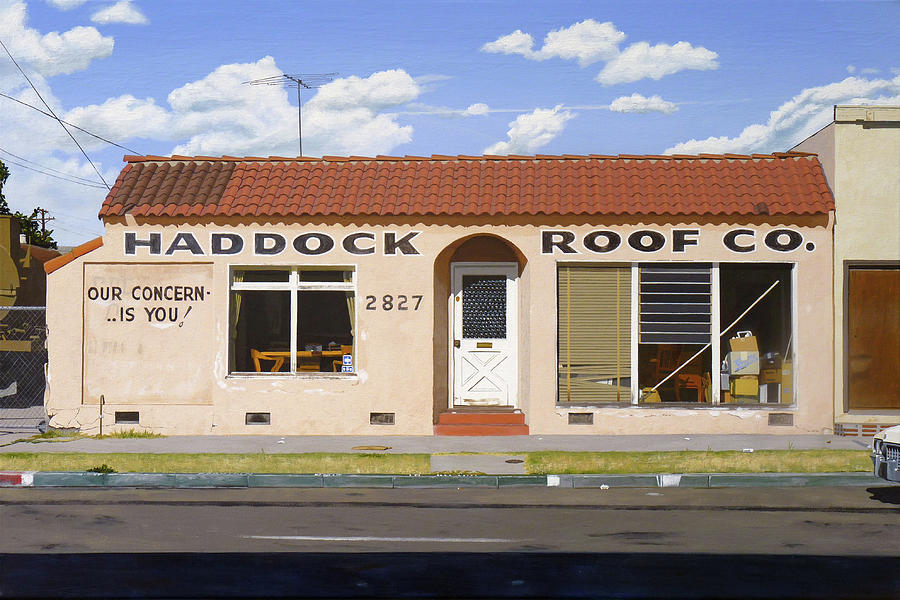 Haddock Roof Co. Painting
